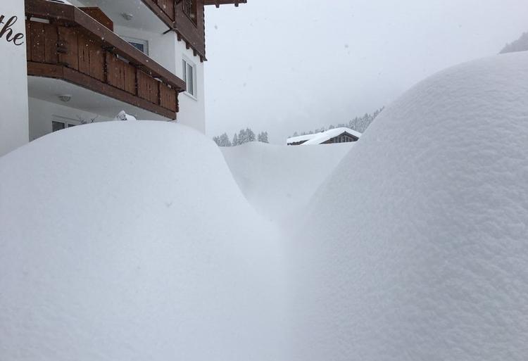 Austria ostra zima