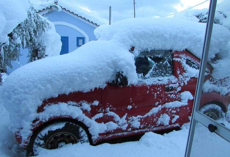 zima w Grecji 2