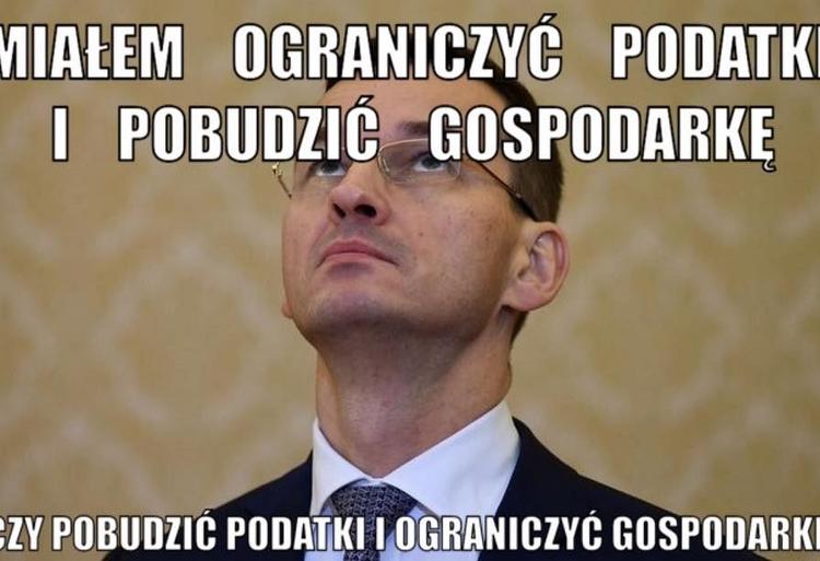 Memy Morawiecki Podatki 11