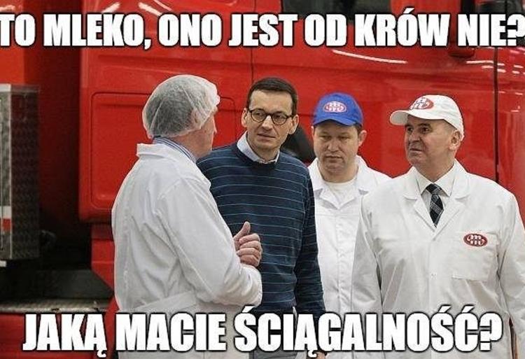 Memy Morawiecki Podatki Nowoczesny Maoizm