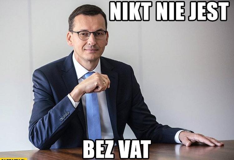 Memy Morawiecki Podatki Paczaizm 5