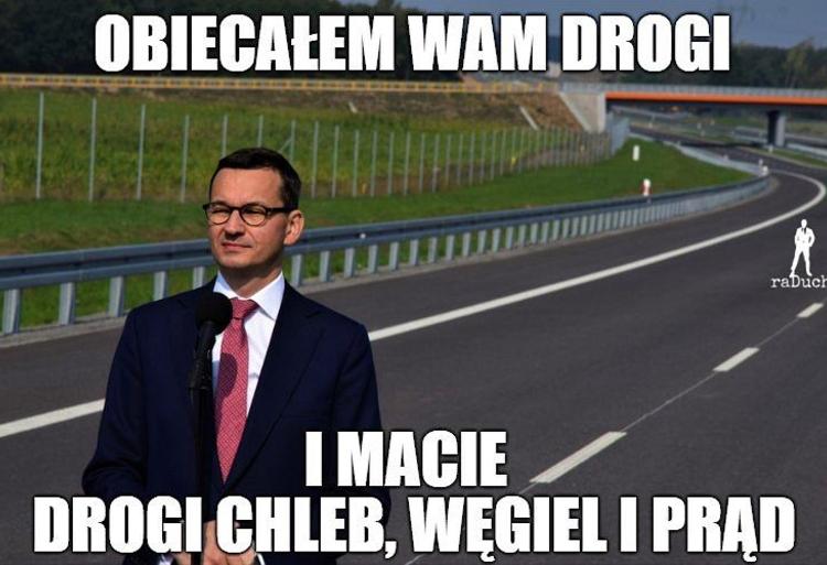Memy Morawiecki Podatki Ra Duch