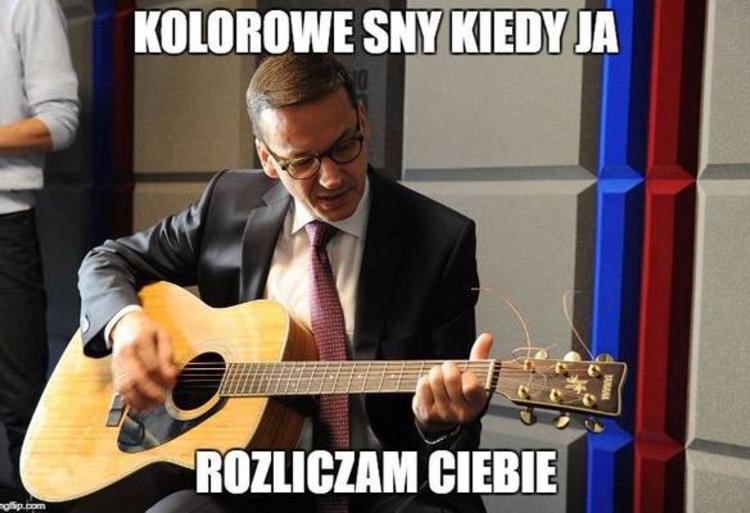 Memy Morawiecki Podatki