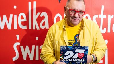Jerzy Owsiak nominowany do Nobla