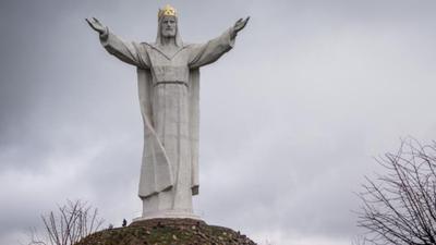 Jezus ze Świebodzina i Pomnik Chrystusa Odkupiciela w Rio de Janeiro stracę rekord. w Meksyku powstanie największy Jezus świata. Gigantyczne wymiary i wysokość