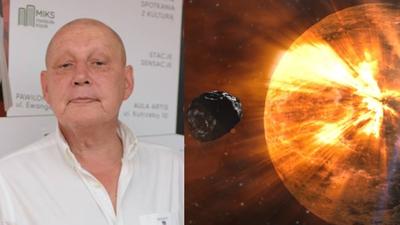 Asteroida NT7 2002 spowoduje koniec świata? Czy zakłada ludzkości apokalipsa są realne w 2019 roku? Wypowiedział się jasnowidz Krzysztof Jackowski