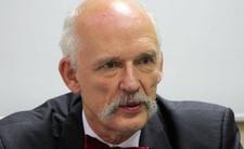 Janusz Korwin-Mikke skomentował atak na prezydenta Gdańska na WOŚP w Gdańsku. Nożownik Stefan W. zaatakował, bo nie ma kary śmierci? Paweł Adamowicz nie żyje