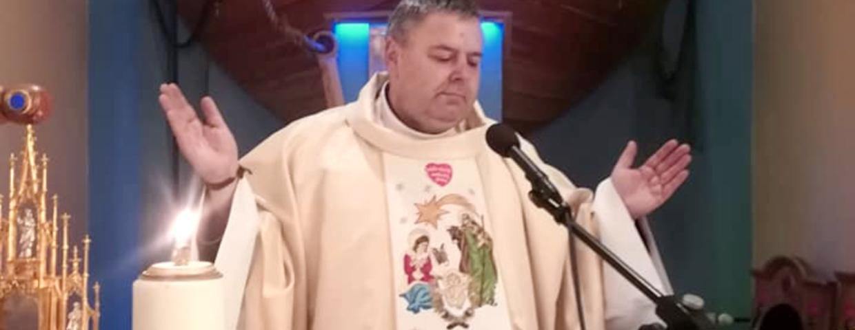 Ksiądz popiera wośp i owsiaka