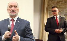 Antoni Macierewicz Bartłomiej Misiewicz