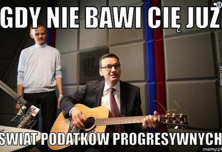 memy.pl Morawiecki