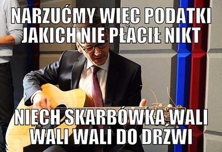 Morawiecki Twitter