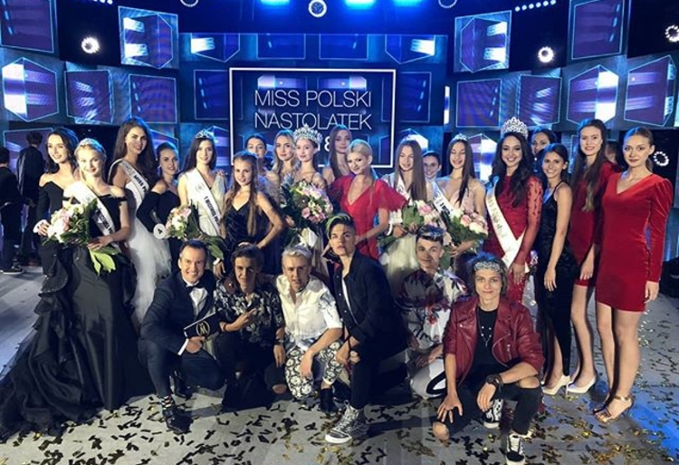 miss polski 2018 - felivers instagram