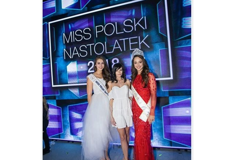 miss polski 2018 - karolina rafalowska