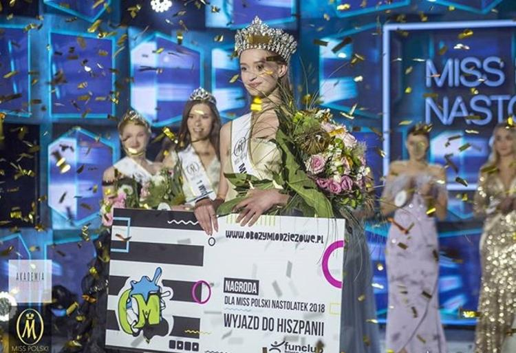 miss polski nastolatek 2018 instagram cbtr