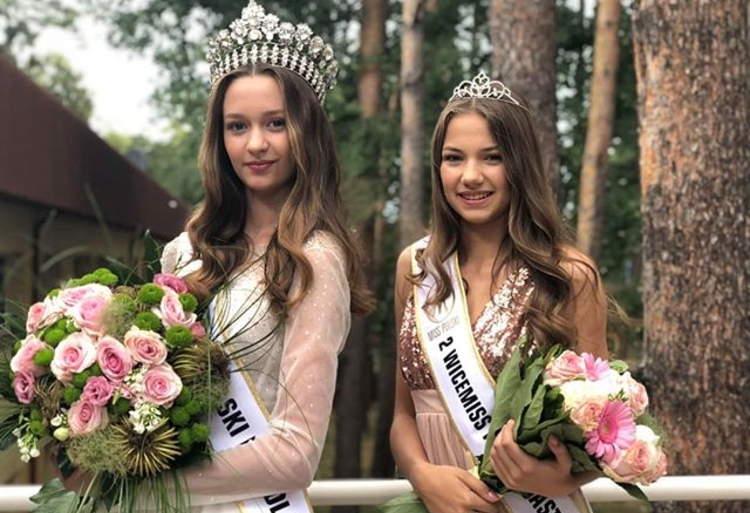 Miss Polski nastolatek 2018 - missziemilomzynskiej