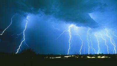 prognoza pogody super burza błyskawice
