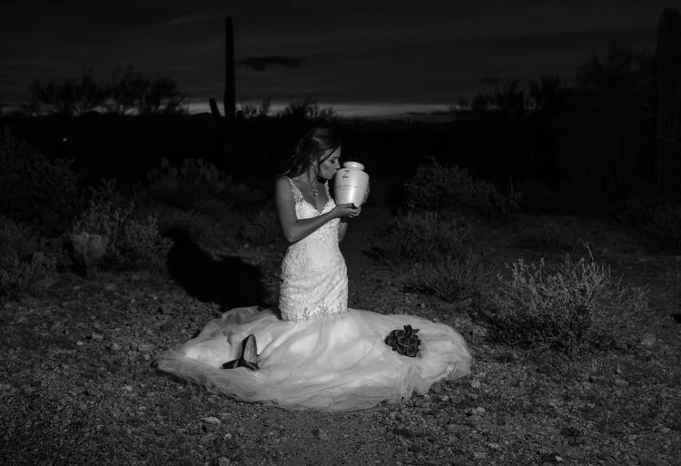 ślubna sesja zdjęciowa Debbie Gerlach 10
