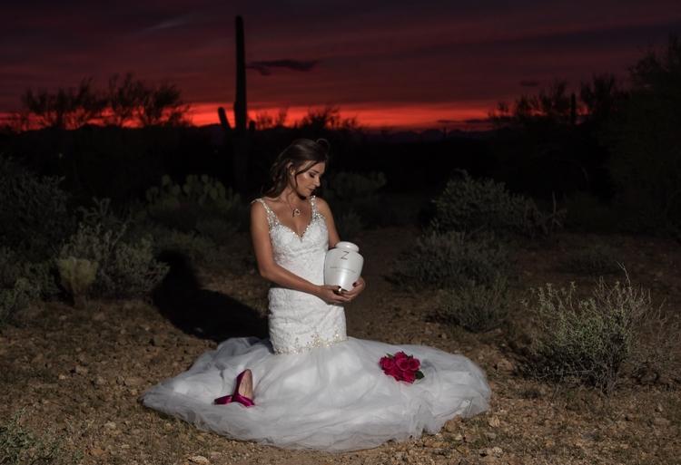 ślubna sesja zdjęciowa Debbie Gerlach 8