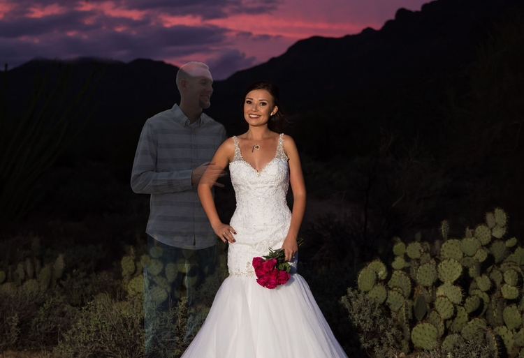 ślubna sesja zdjęciowa Debbie Gerlach