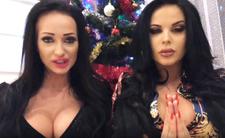 Dekalog i siostry Godlewskie. Esmeralda i Małgorzata modlą się w internecie. Piersi, kolęda i hymn Polski to za mało? Szokujące wideo w sieci. Będzie pozew?