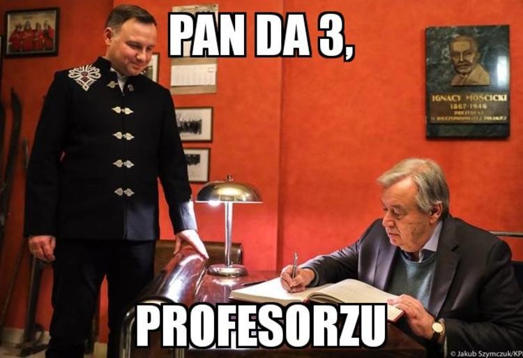 prezydent krzysztof