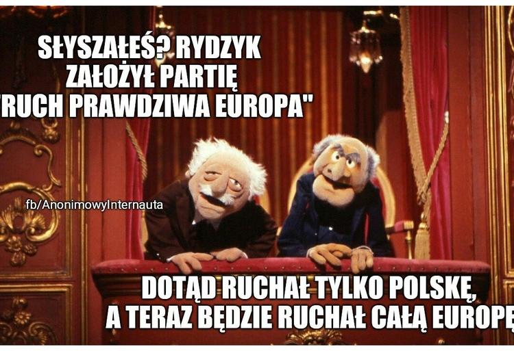 Tadeusz Rydzyk zakłada partię anonimowy internauta