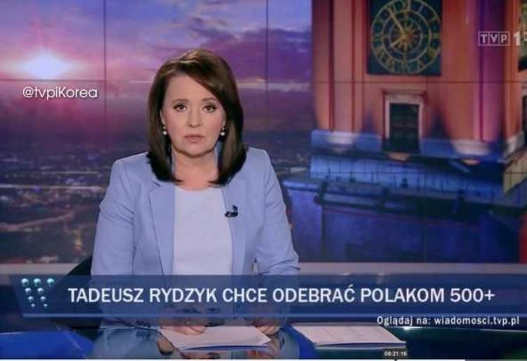 Tadeusz Rydzyk zakłada partię TVPi Korea