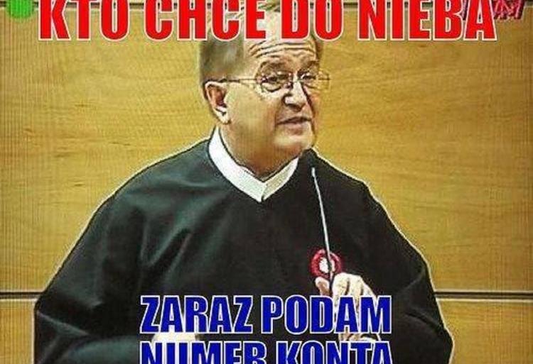 Tadeusz Rydzyk zakłada partię | Twitter