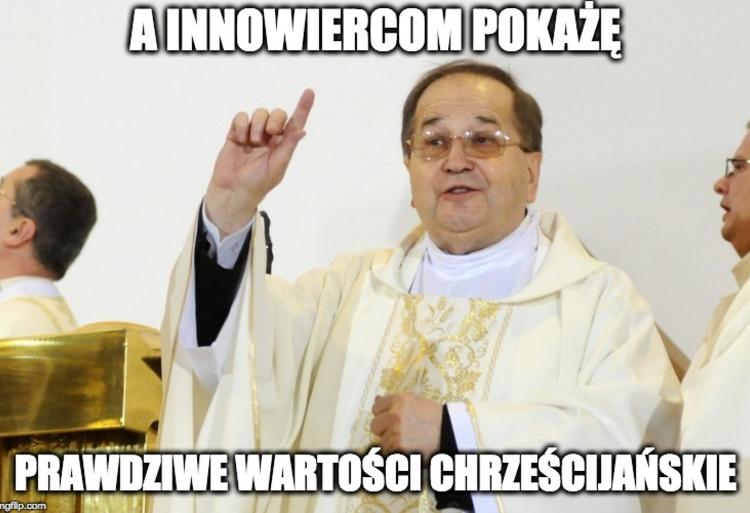 Tadeusz Rydzyk zakłada Partię Wykop