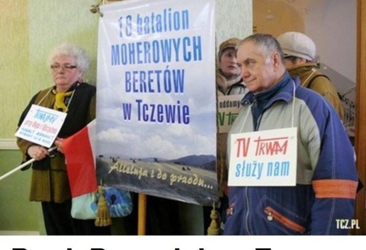 Tadeusz Rydzyk zakłada partię | Ycta Wesh
