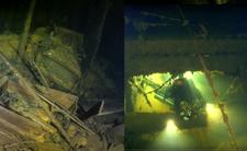 bałtyk wrak amunicja franken tankowiec nurkowanie