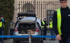 36-latek podaje się za Andrzeja Dudę próbował wejsć do pałacu prezydenckiego