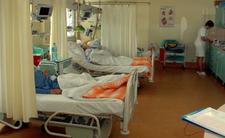lekarz zmarł w szpitalu