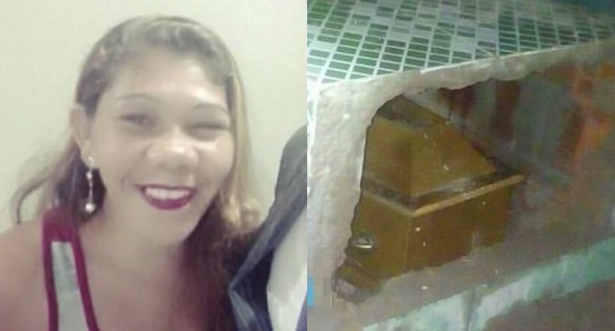 Rodzina 37-letniej Rosângeli Almeidy dos Santos twierdzi, że kobieta została pochowana żywcem.
