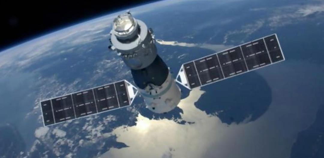 Chińska stacja kosmiczna spadnie