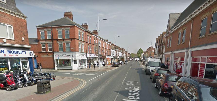 Hessle Road w Hull