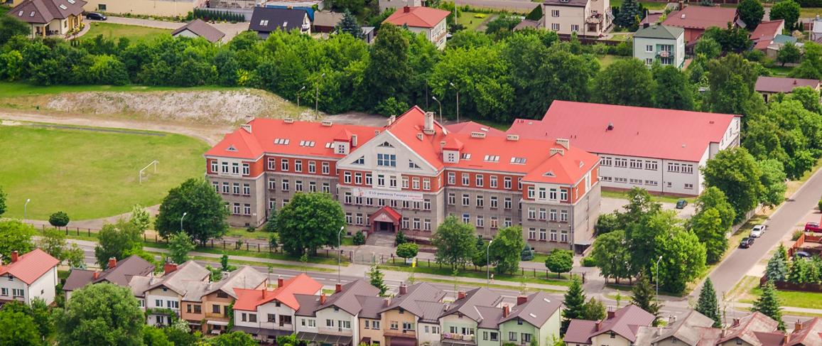 II Liceum Ogólnokształcące im. gen. Gustawa Orlicz - Dreszera w Chełmie.