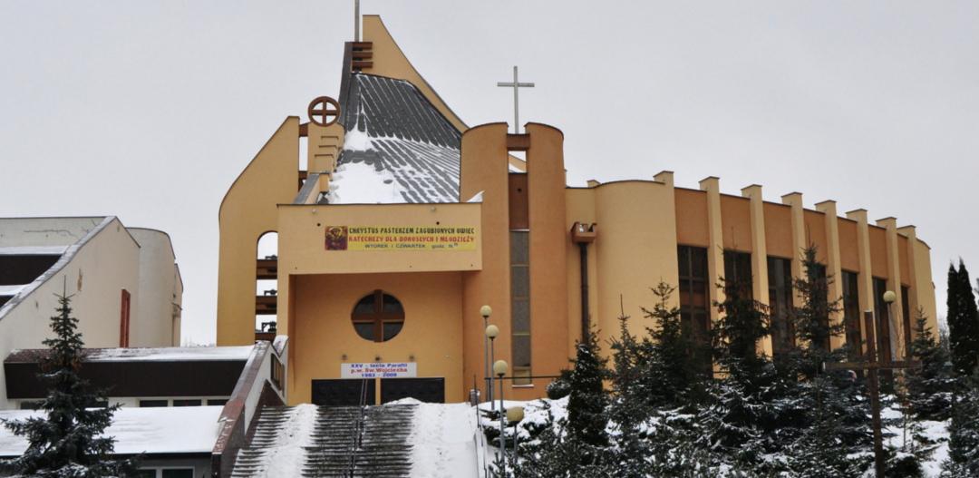 parafia świętego Wojciecha w Gorzowie