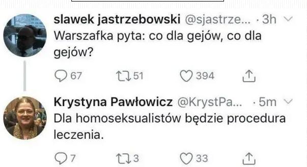 pawłowicz homo
