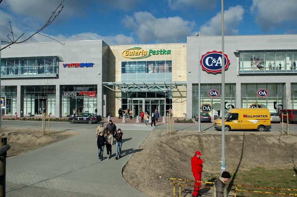 Galeria handlowa Pestka w Poznaniu