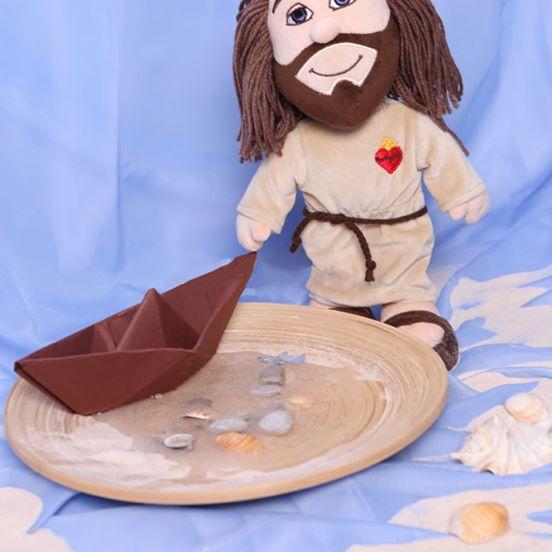 Pluszowy Jezus