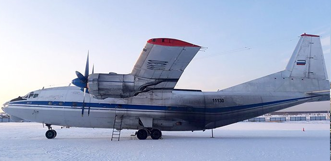 rosyjski samolot