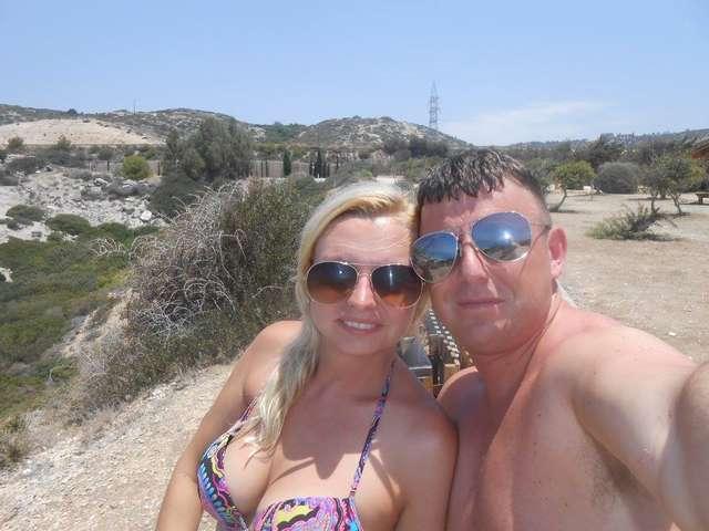 Sarah Bramley i Michael Lawson