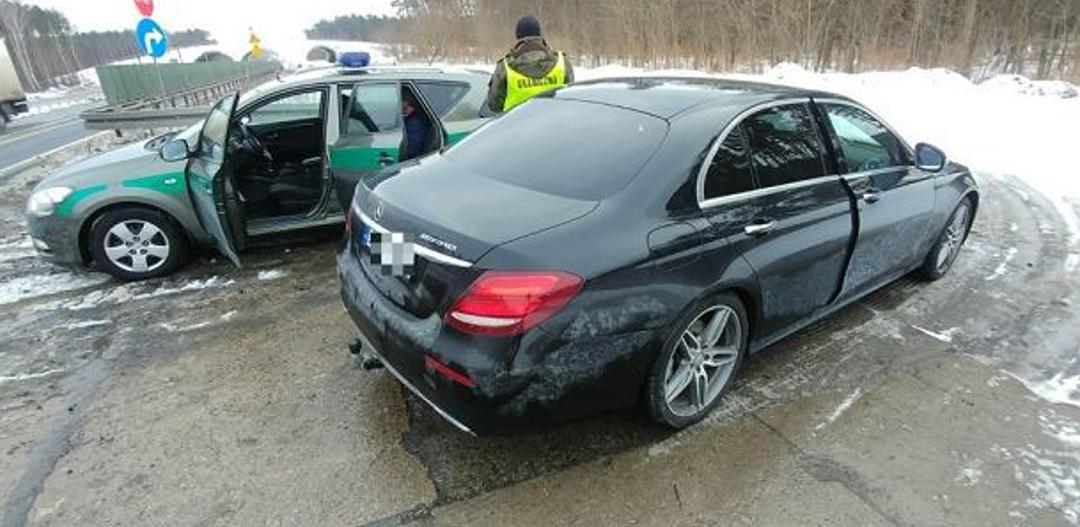 straż graniczna kontrola samochodu