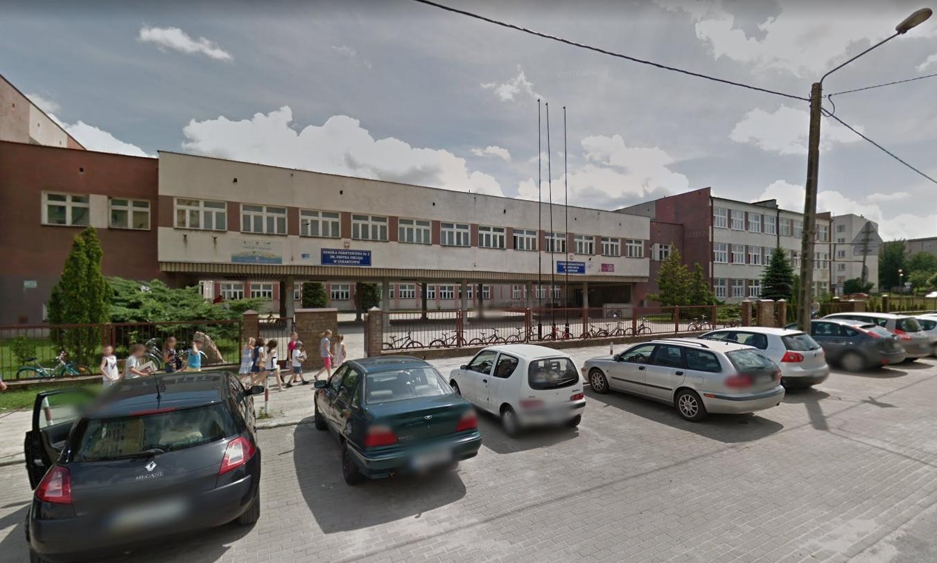 Szkoła Podstawowa nr 3 im. P. Firleja w Lubartowie.