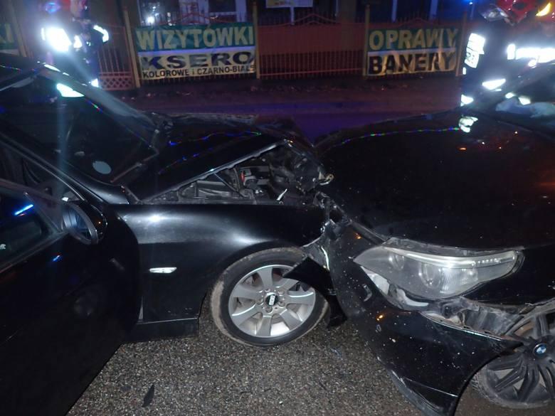 Wypadek samochodowy zespołu disco polo