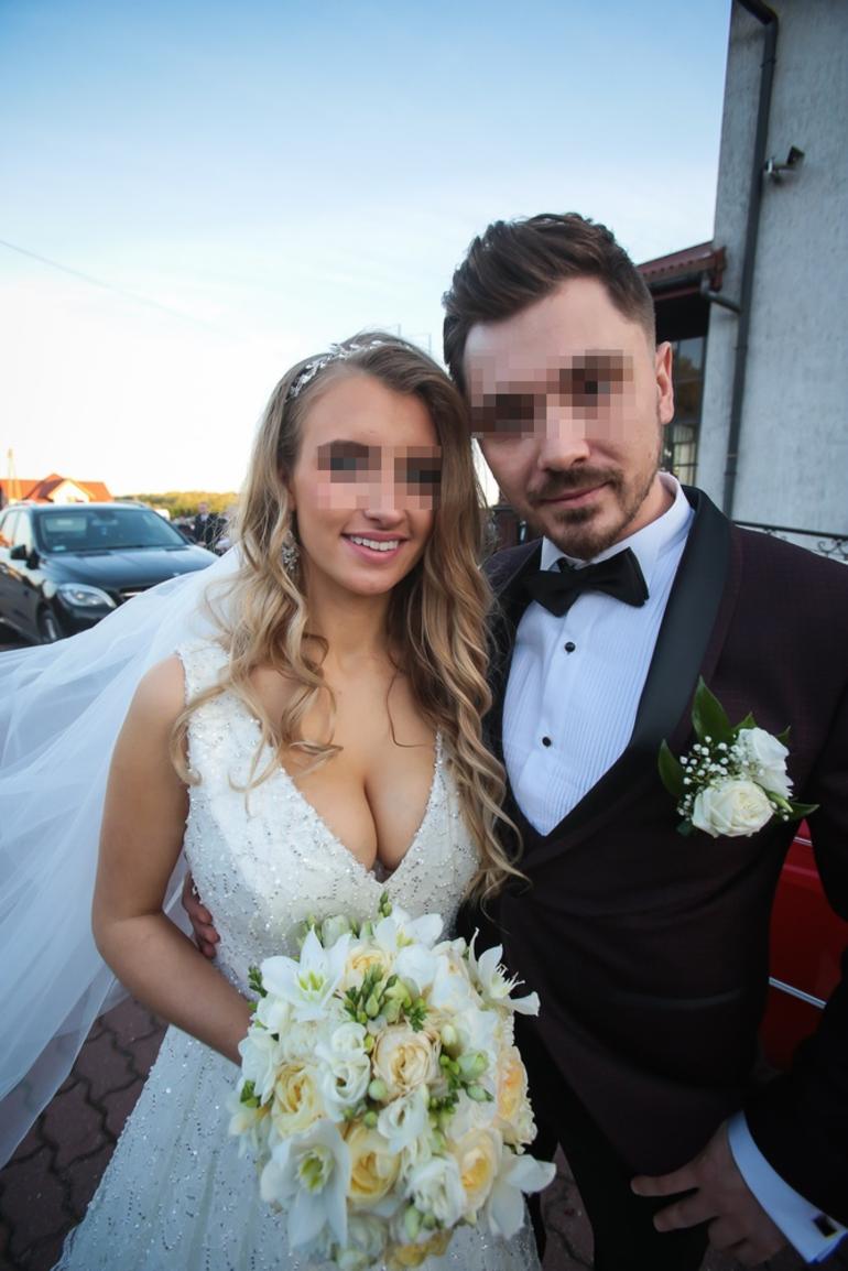 Daniel i Ewelina M ślub