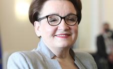Anna Zalewska strajk nauczycieli