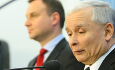 Biedroń Kaczyński Duda Trybunał Stanu