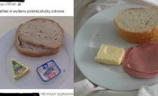 śniadanie w szpitalu
